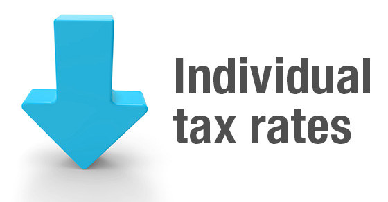 Certified Public Accountant individual tax rates