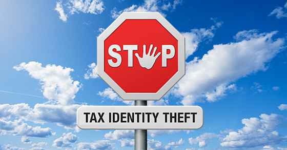 Certified Public Accountant tax identity theft