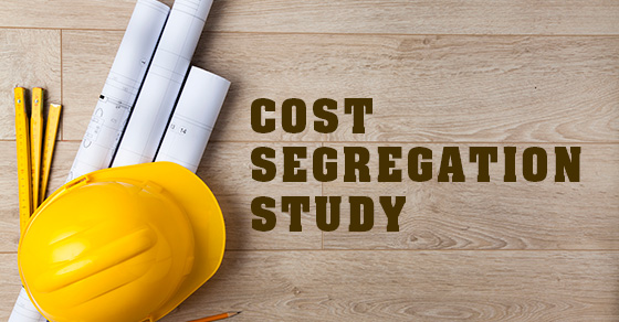Louisiana CPA- Accelerate depreciation deductions with a cost segregation study