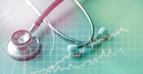 Louisiana CPA-Healthcare and medical business concept