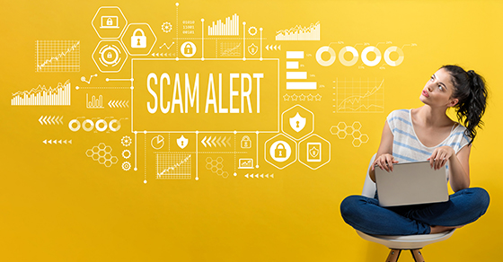 Louisiana CPA- Watch out for tax-related scams